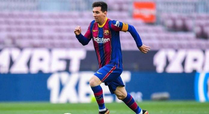 Messi Barcellona partita