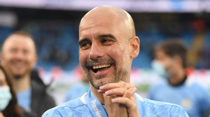 Guardiola felice