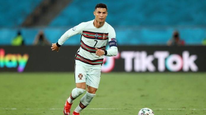 Ronaldo in campo