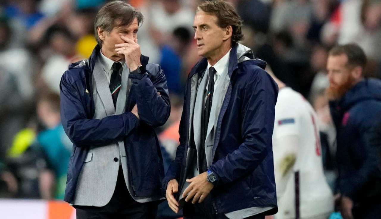 Oriali e Mancini parlano