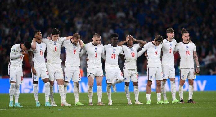 Inghilterra Euro2020 finale