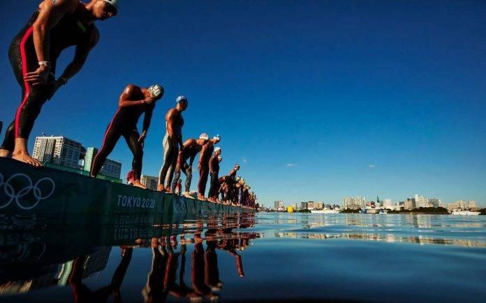 nuotatore inglese Olimpiadi