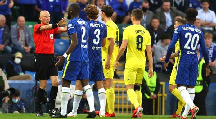 Chelsea Villareal Supercoppa