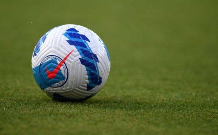 Il pallone della Serie A