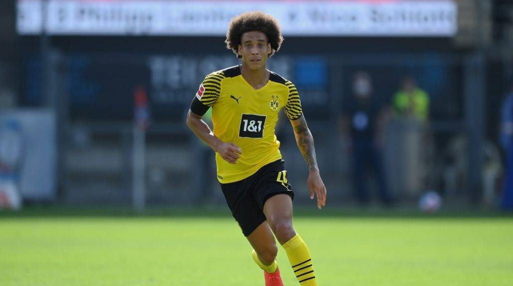 Witsel in campo