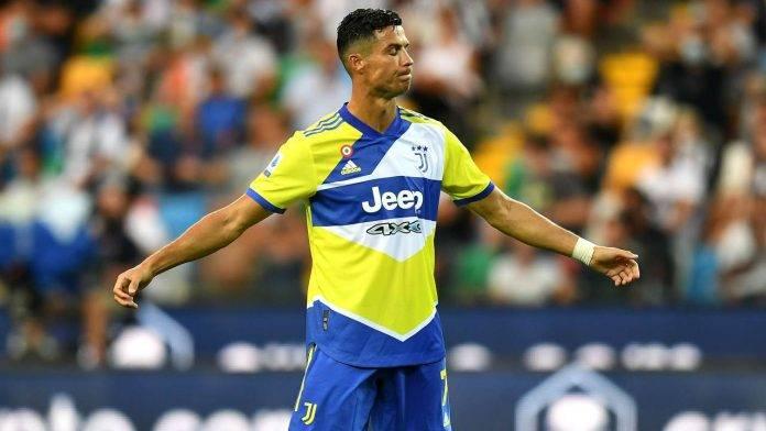 Ronaldo infortunio allenamento botta braccio