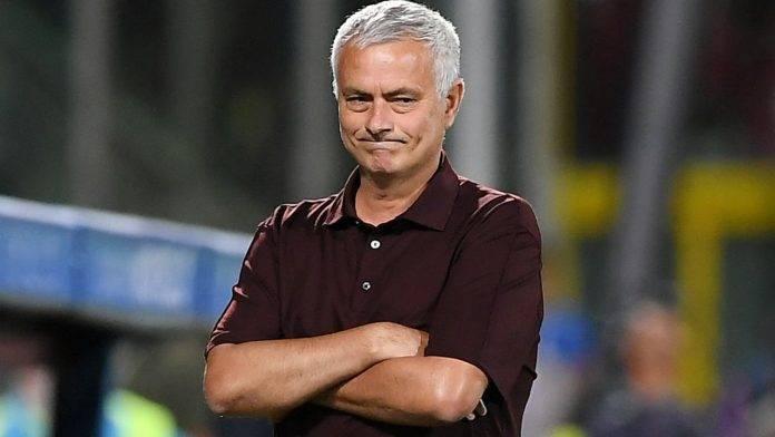 Mourinho Salernitana Roma Abraham Pellegrini
