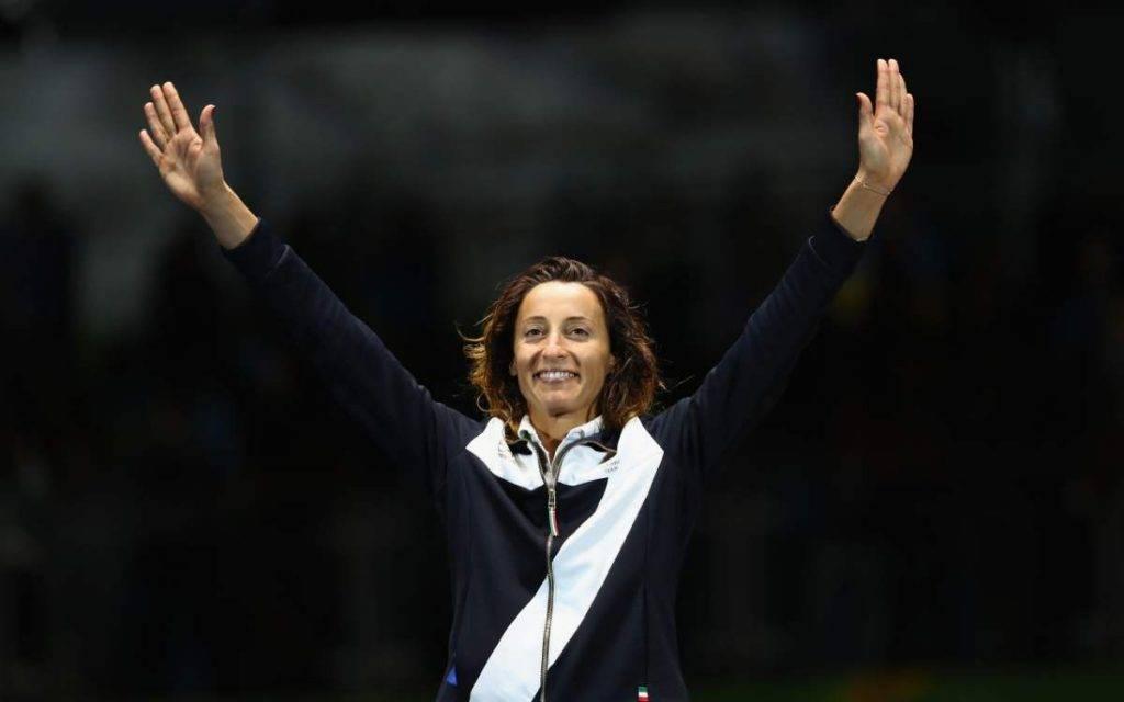 Olimpiadi Di Francisca
