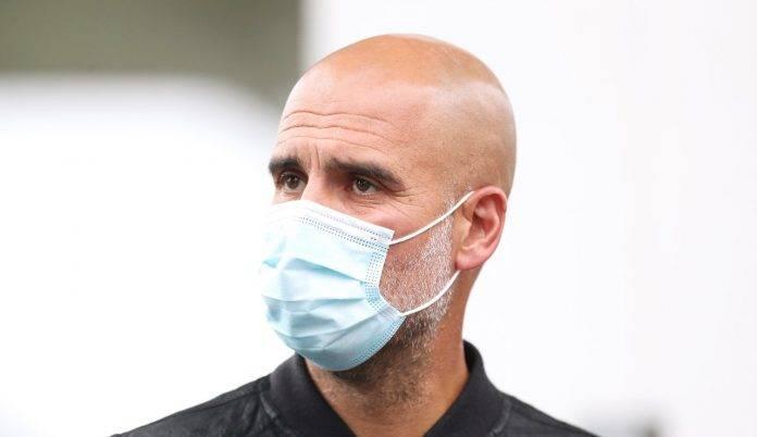 Guardiola, manager del Manchester City