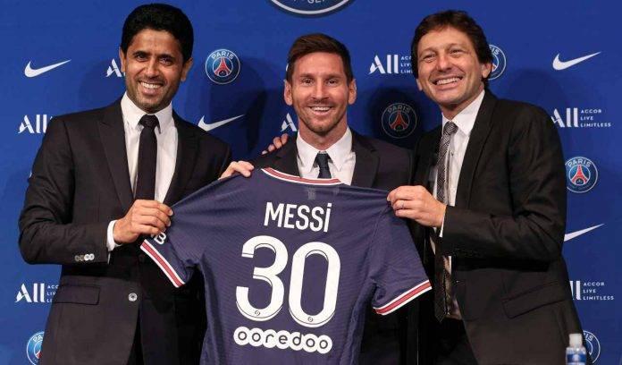 Leonardo e Messi
