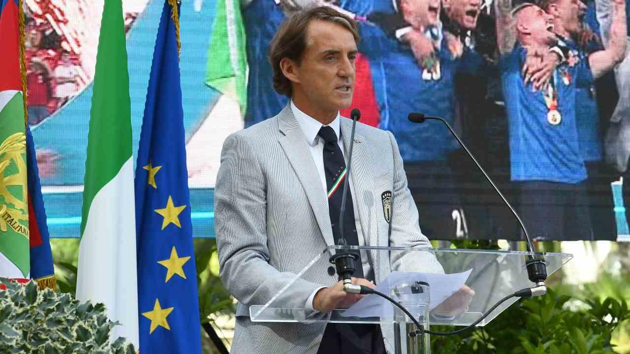 il discorso di Mancini dopo la vittoria dell'Italia all'Europeo