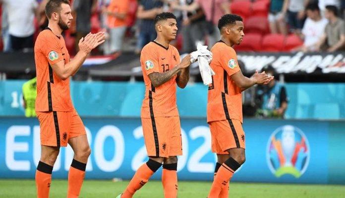 Olanda saluta il pubblico