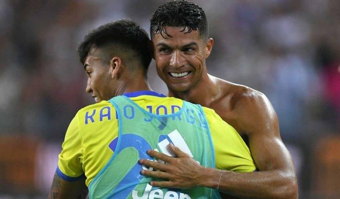Ronaldo e Kaio Jorge