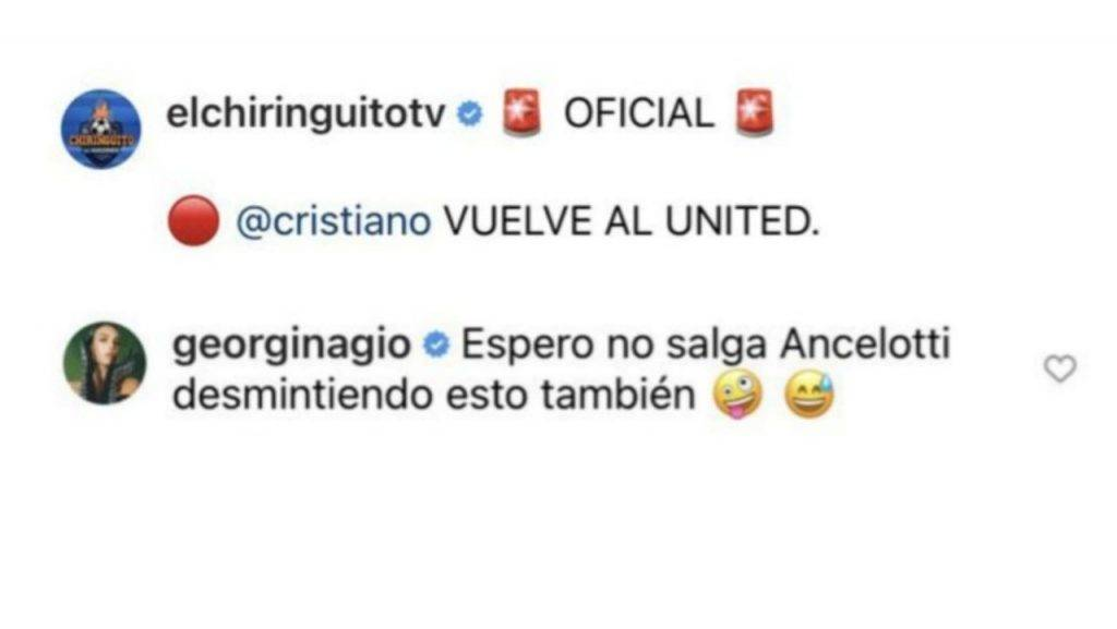 Georgina Cristiano Ronaldo
