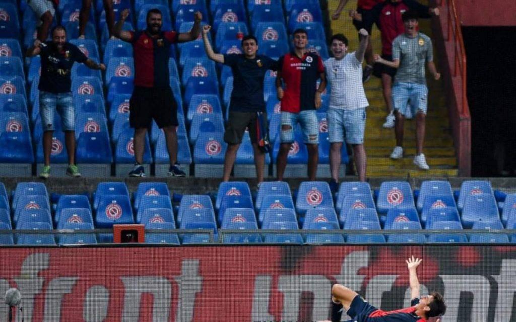 tifosi Genoa Serie A