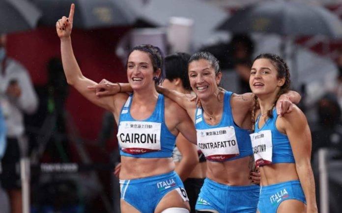 Paralimpiadi Italia