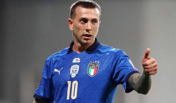 Bernardeschi con l'Italia
