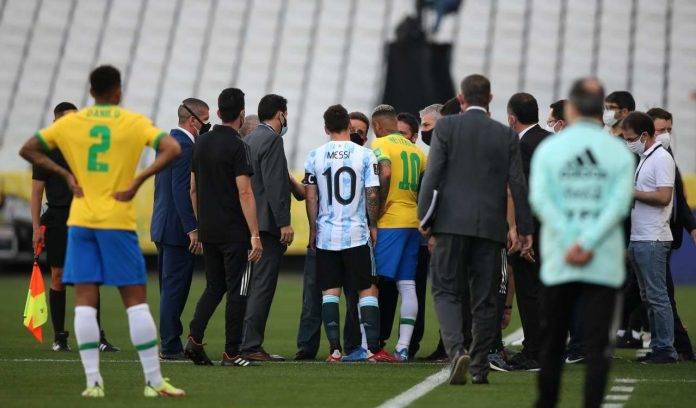Brasile Argentina covid