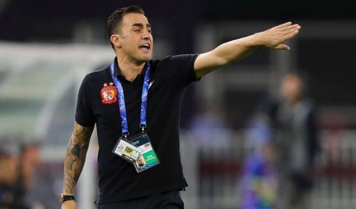Cannavaro dà indicazioni