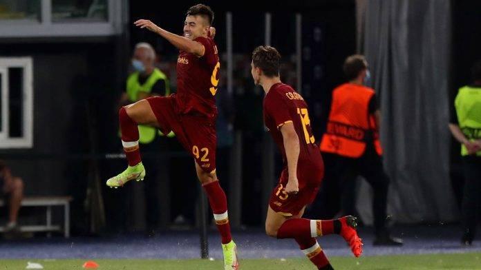 Esultanza El Shaarawy dopo il gol al Cska Sofia