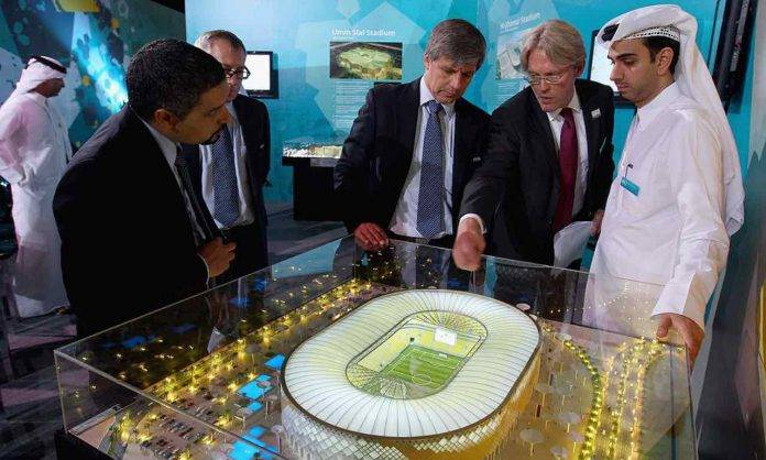 Ispezione FIFA a Doha verso i Mondiali di Qatar 2022