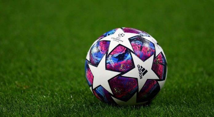 Champions League pallone