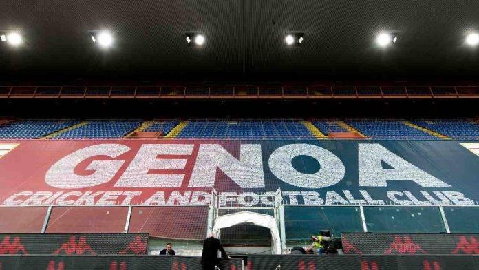 Stadio Genoa spalti