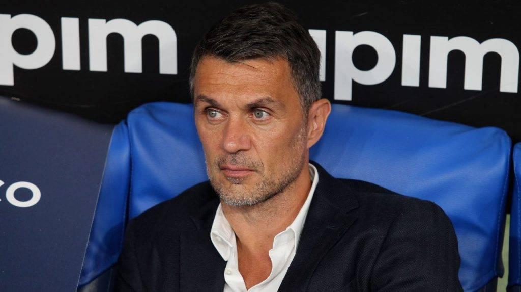 Maldini del Milan preoccupato