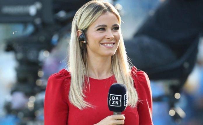 Dilette Leotta sorride