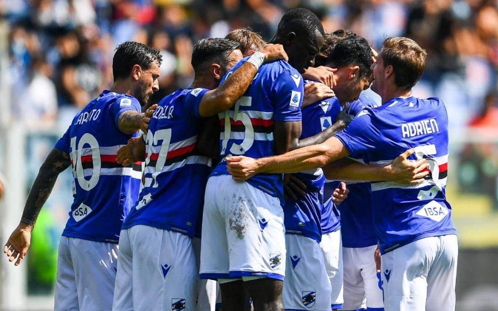 Sampdoria gol