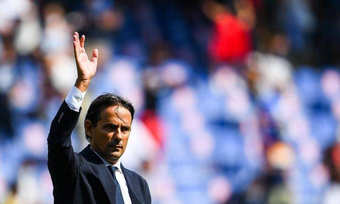 Inter-Atalanta, Inzaghi saluta