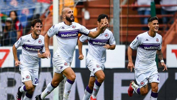 Fiorentina squadra