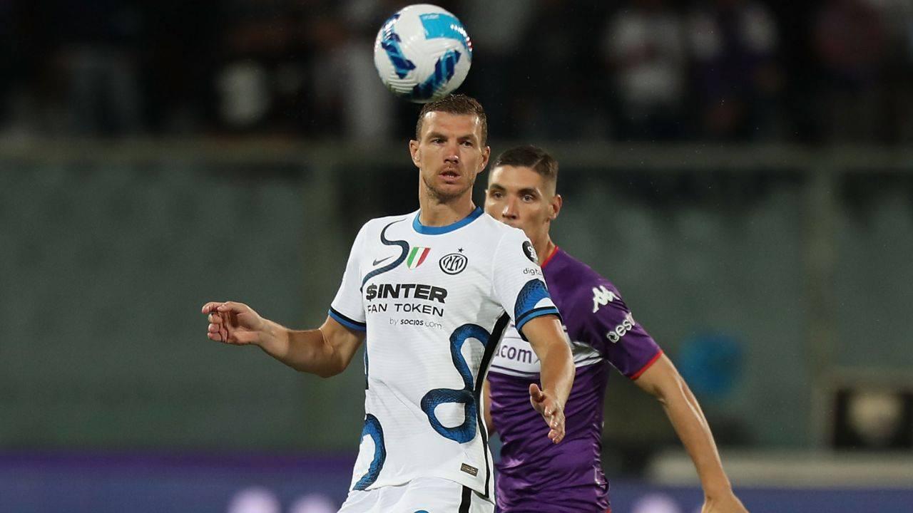 Dzeko Inter