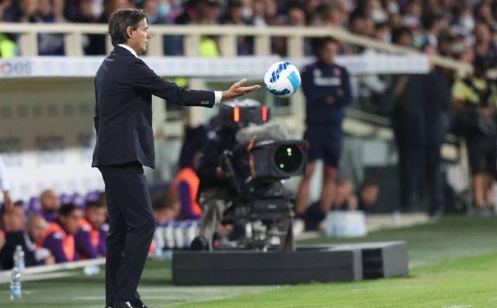 Simone Inzaghi lancia il pallone
