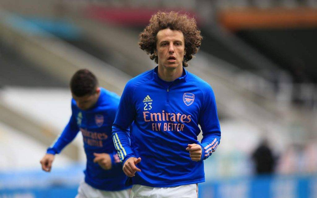 David Luiz Arsenal