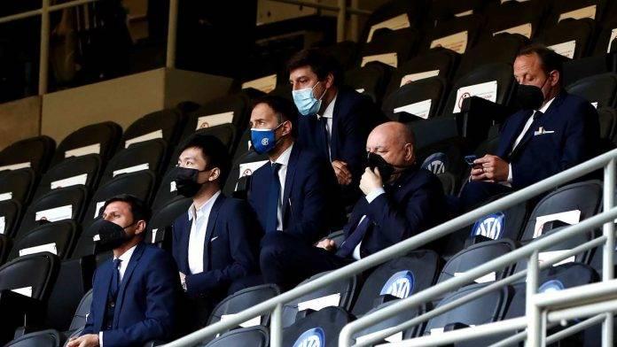 Società Inter Zhang Marotta Zanetti