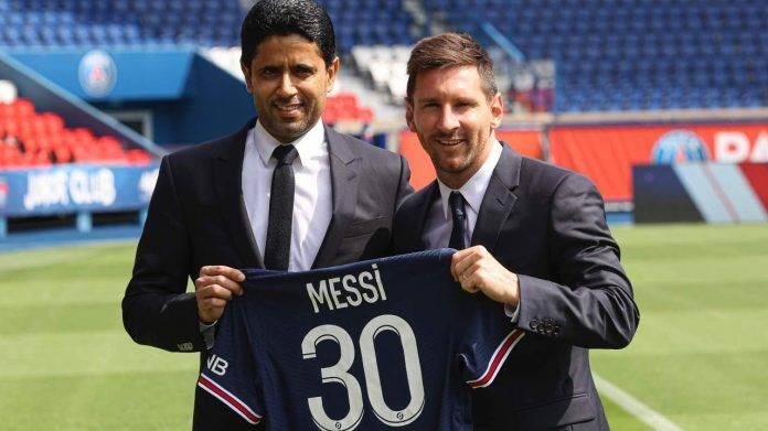 Messi con il Psg