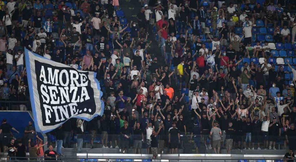 Napoli Juventus tifosi
