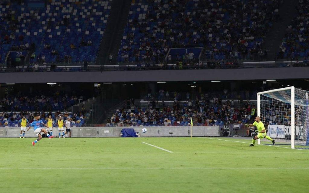 Maradona Stadium Napoli