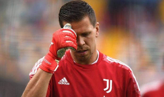 Szczesny durante Udinese-Juventus