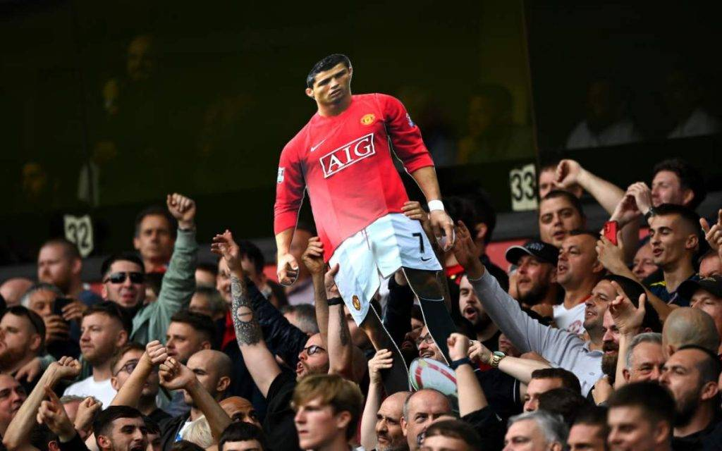 Ronaldo maglie