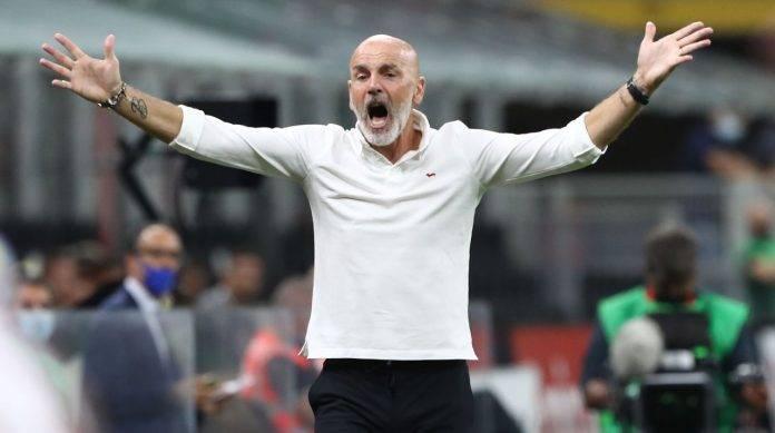 Pioli urla Milan