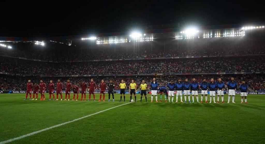 Italia Svizzera Mondiali