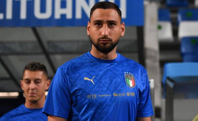Italia, Donnarumma contro la Lituania