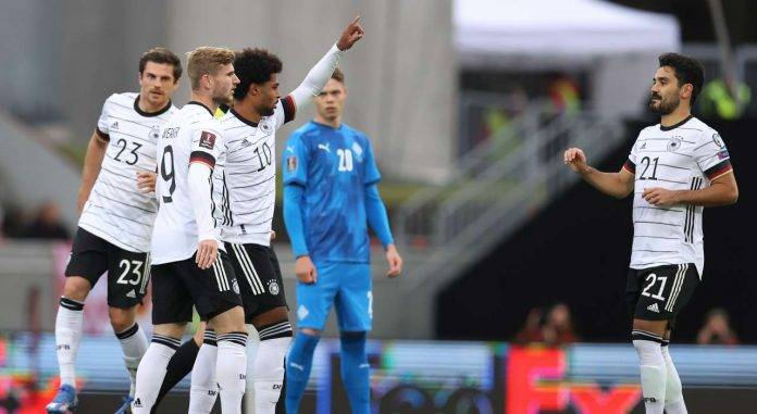 Islanda Germania Mondiali