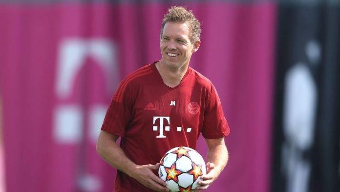Nagelsmann Bayern Monaco
