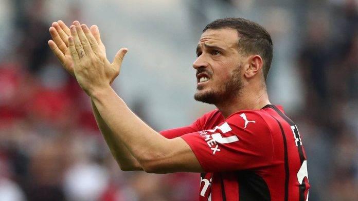 Florenzi applaude Milan