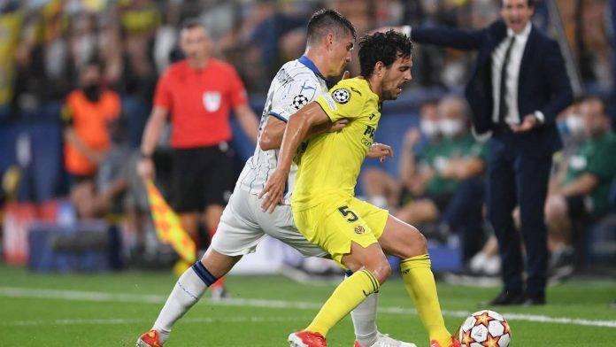 Villarreal-Atalanta in campo