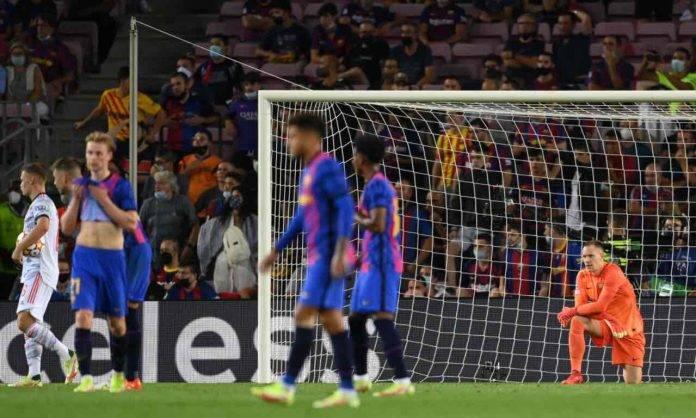 Barcellona-Bayern Monaco, Champions League