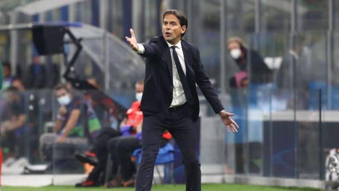 Inzaghi sulla panchina dell'Inter